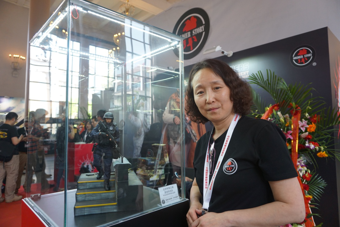 将历史与爱好融为一体——专访soldier story中国区负责人