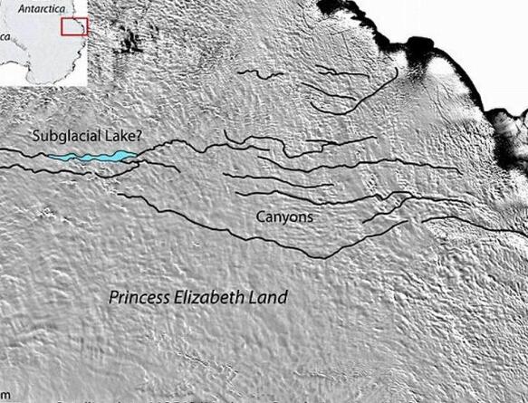 南极发现一个冰川下湖泊可能潜藏独特生命