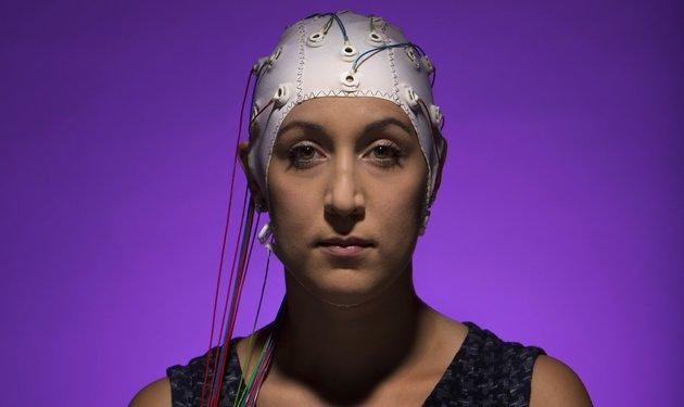 """未来的身份认证再也不用指纹了 让我们用""""脑纹"""""""