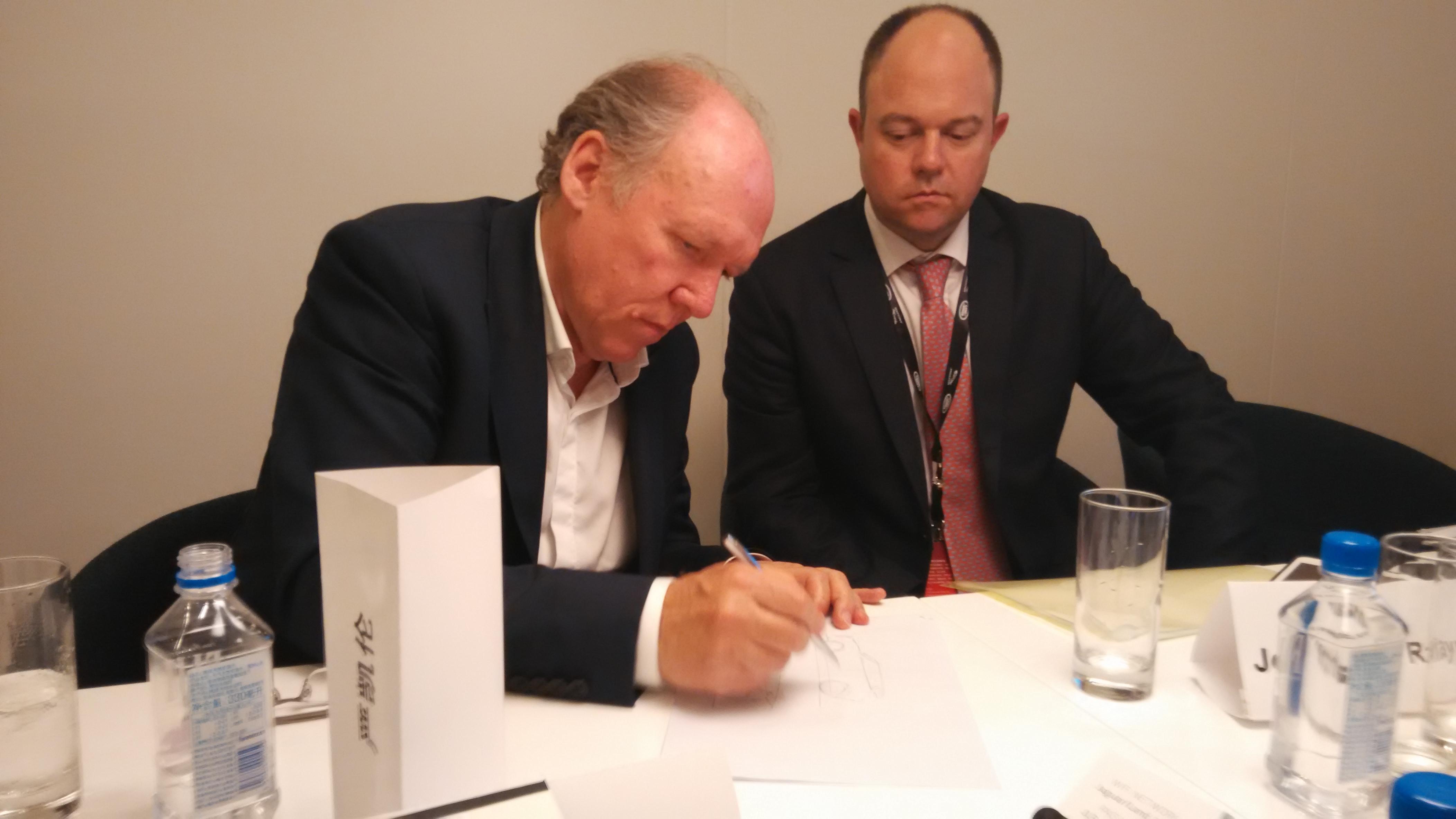 捷豹全球设计总监揭秘F-Pace的独特设计