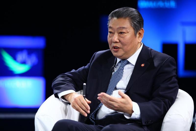 """媒体:中航工业董事长林左鸣""""临时病休"""""""
