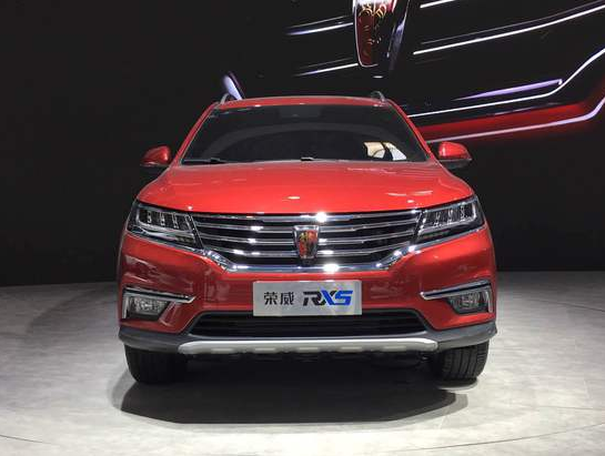 YunOS 新能源动力系统 量产互联网汽车荣威RX5亮相高清图片