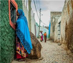 埃塞俄比亚古城哈勒尔