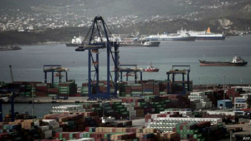 """俄媒称中国全球买港口:布局""""一带一路"""""""