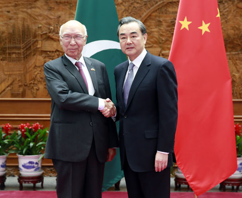 """社评:中国的南海""""朋友圈""""决不比美国的小"""