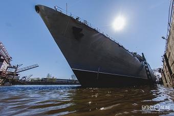 越南海军再添2艘猎豹护卫舰