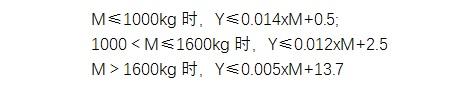 新补贴方案:吨百公里电耗要改为分段百公里耗电量