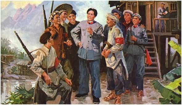 红军长征从未中埋伏:蒋介石至死不明真相