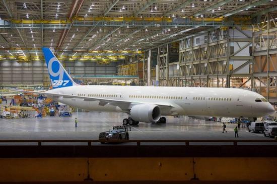 东航购波音15架787-9 购空客20架A350-900
