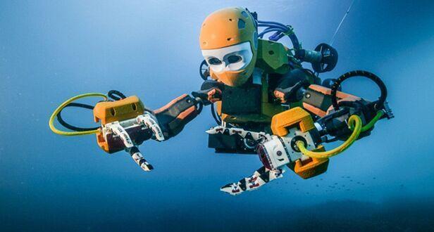 美国斯坦福大学研发新型潜水机器人 可用于深海打捞