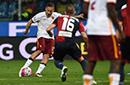托蒂任意球破门哲科助攻 罗马3-2胜热那亚