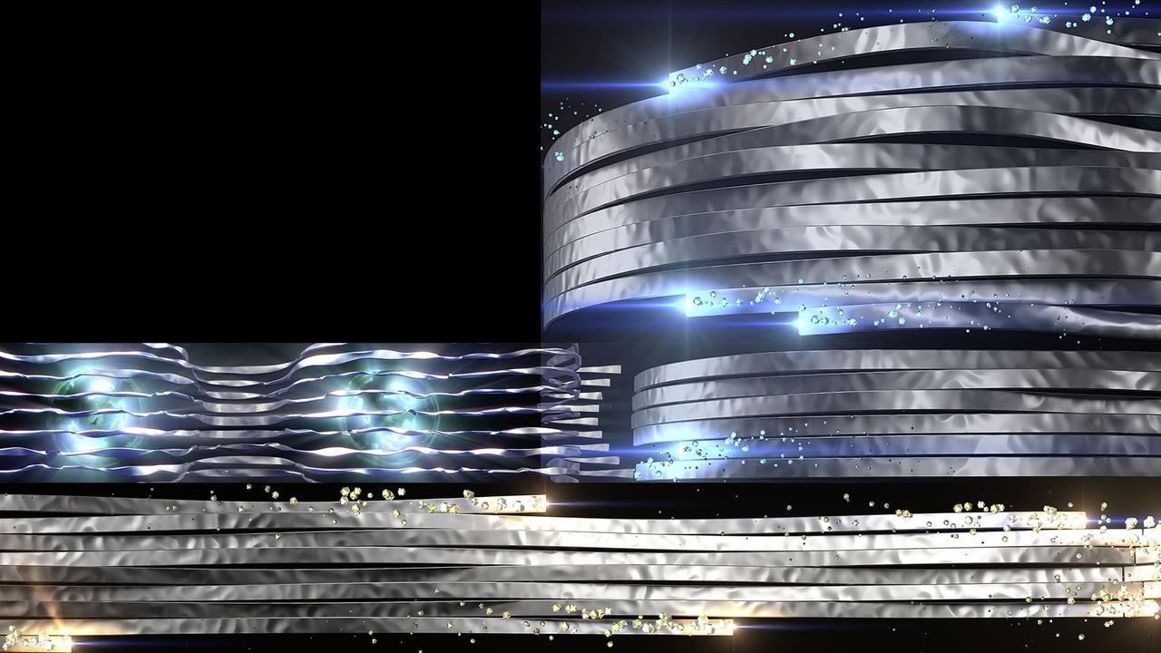 新款奥迪A5于6月初全球首发 3D灯光秀造势