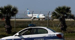 埃及航空一架客机被劫持