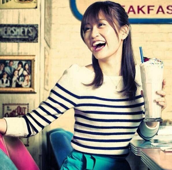 日媒揭秘前AKB48 center前田敦子的瘦身秘诀