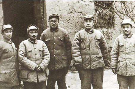 淮海战役刘伯承施心理战:一封信降敌一师
