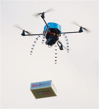 无人机将改变6大行业