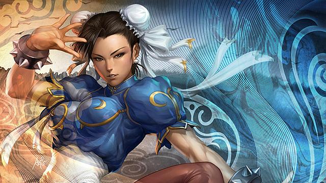 春丽竟然倒数第二 游戏世界十大华人角色盘点