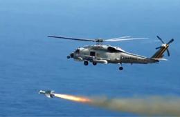 直升机也能用来打军舰 一发入魂