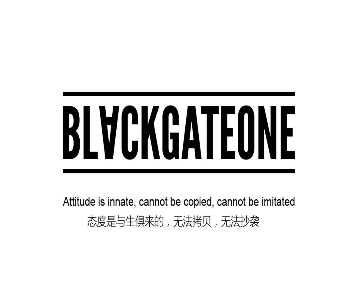 BLACKGATEONE南京德基广场旗舰店开幕