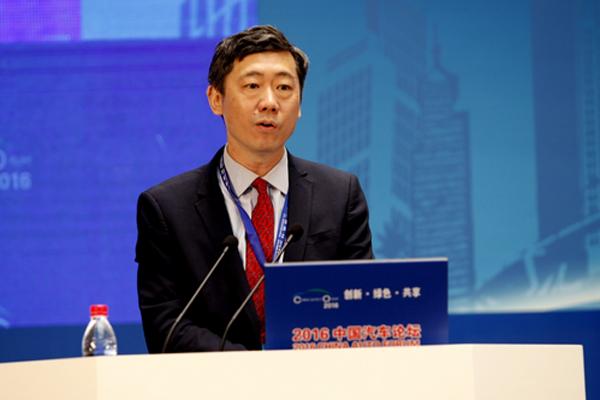"""李稻葵:""""十三五""""将是中国汽车行业发展最好时期"""