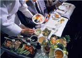鲑鱼龙虾鱼子酱 50年前的良心飞机餐长这样