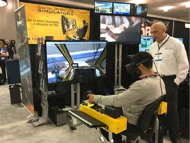 2016硅谷虚拟现实会展VR公司大盘点