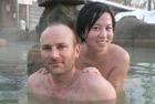 日本特色酒店浴池约会