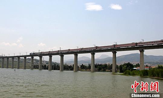 云南与南亚及东南亚交通网建设提速