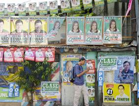 菲律宾全国大选9日投票