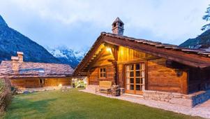 全球最吸睛的滑雪木屋酒店