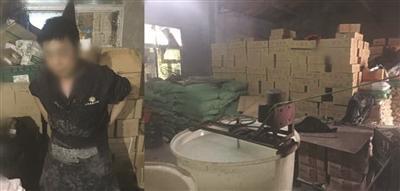 """江苏常州10多吨假海蜇丝流入市场 吃多或会""""变傻"""""""
