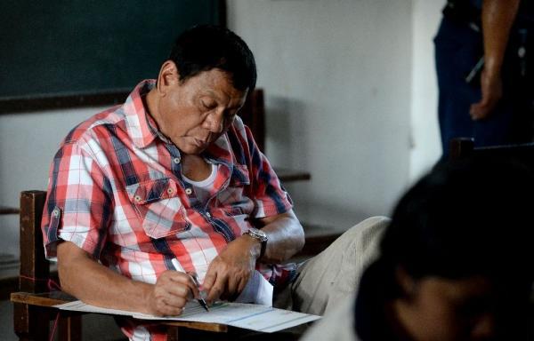 社评:杜特蒂大胜,菲律宾外交势必回摆