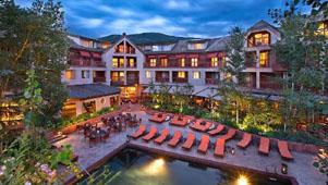 顶级滑雪酒店 有雪不等于完美
