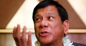 菲律宾总统大选杜特蒂获胜成定局