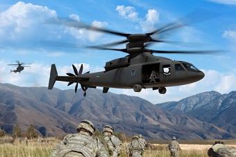 多种直升机方案等着取代黑鹰