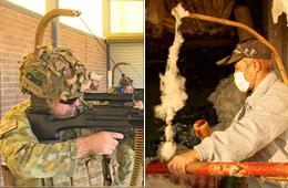 澳军新武器山寨了中国弹棉花技术?