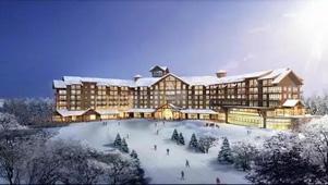 滑雪度假兴起 大型雪场发展提速