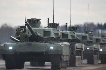 俄罗斯胜利日阅兵减量不减质