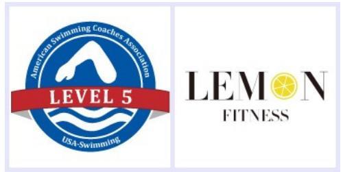 美国游泳教练协会ASCA登陆中国,柠檬健身获独家