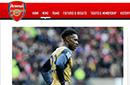 阿森纳宣布维尔贝克接受手术 休9个月无缘欧洲杯