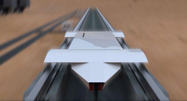 超级高铁Hyperloop将在美开始初期测试