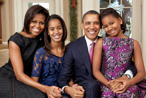 各国政要王室的温馨全家福