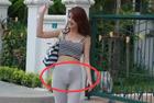 泰国人妖裤一秒变男人