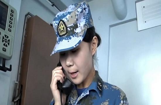 052D驱逐舰174号巡航画面曝光