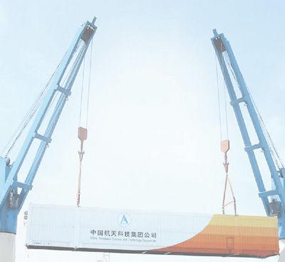 中国启用新型长征7号火箭 海南发射场将迎来首射