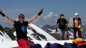欧洲6大滑雪场供您嗨翻