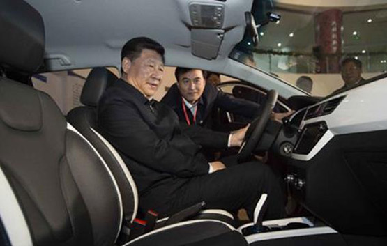 合肥电动汽车新梦想:新能源续航一千公里