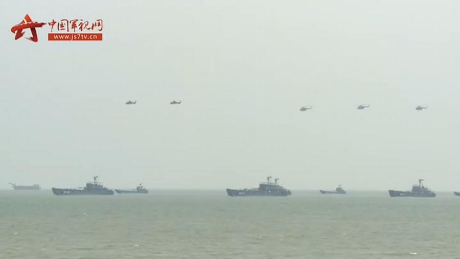 外媒关注中国陆军合成营:模块化编制 提升战力
