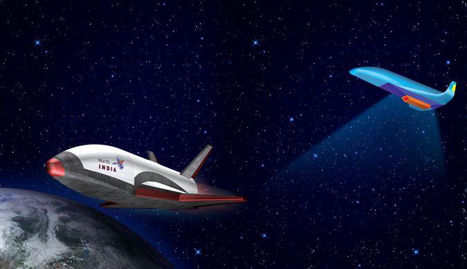 印度首艘太空梭将升空 造价比NASA技术便宜10倍