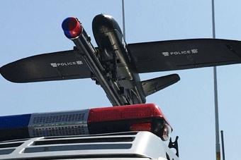 国产警用无人机指挥车曝光